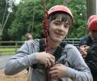 """Нурулла в лагере """"Барретстаун"""" летом 2012 года"""