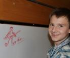"""Саша Сусенин в лагере """"Барретстаун"""" летом 2012 года"""