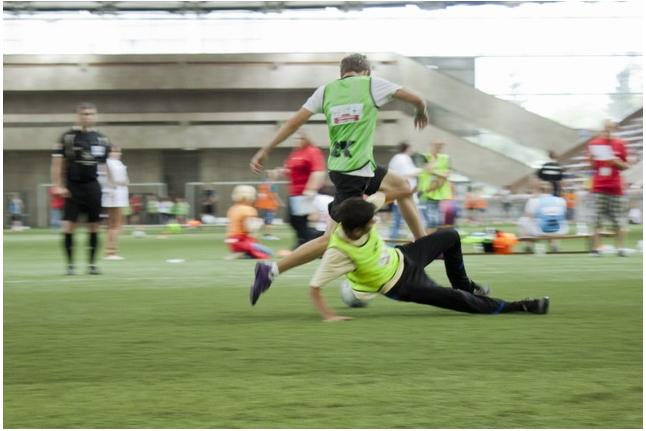 Соревнования по мини-футболу — мальчики