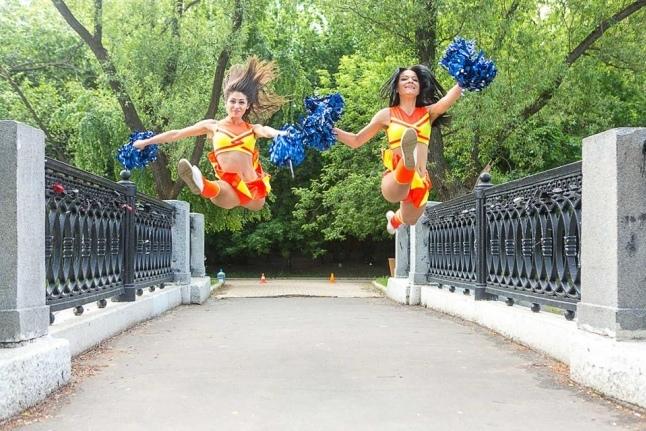 Благотворительное спортивное мероприятие Moscow Legal Run. Фото Moscow Legal Run