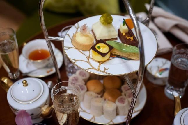 Первая ласточка Безумных чаепитий: Лондон