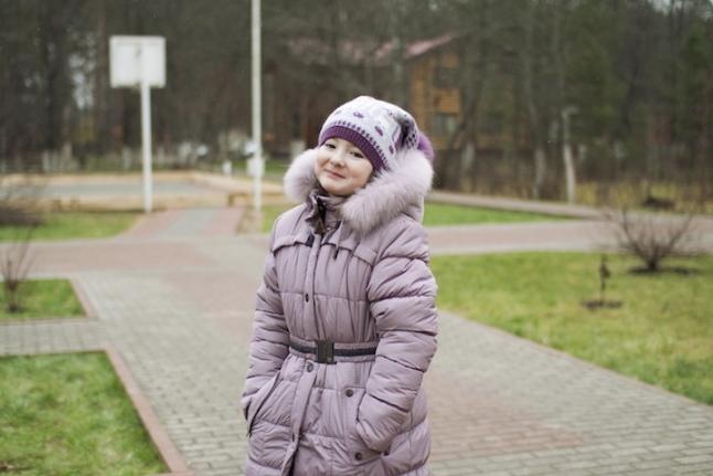 Полина Михайлова всем передает привет!