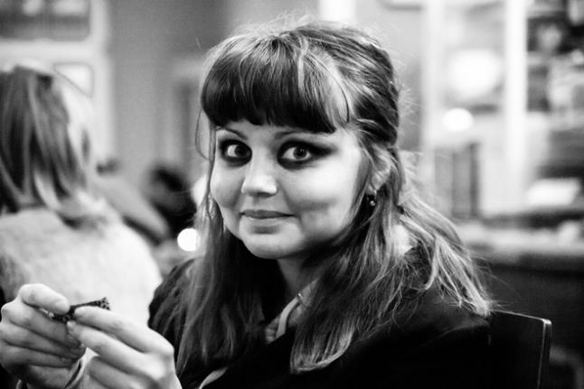 Наташа Вагина