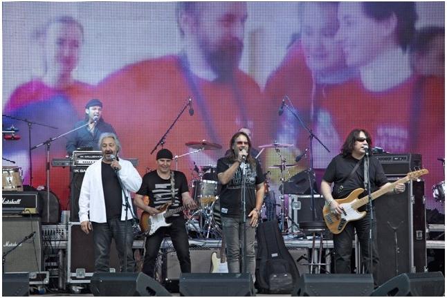 """Стас Намин и группа """"Цветы"""", концерт """"Спасибо!"""", 1 июня 2011 года"""