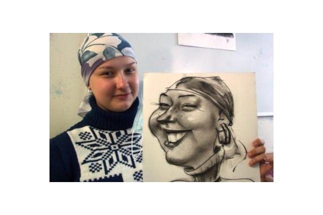 Таня Бурдяк во время лечения в РДКБ