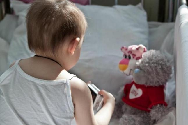 Юный фотограф Морозовской больницы