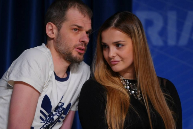 Даша и Павел