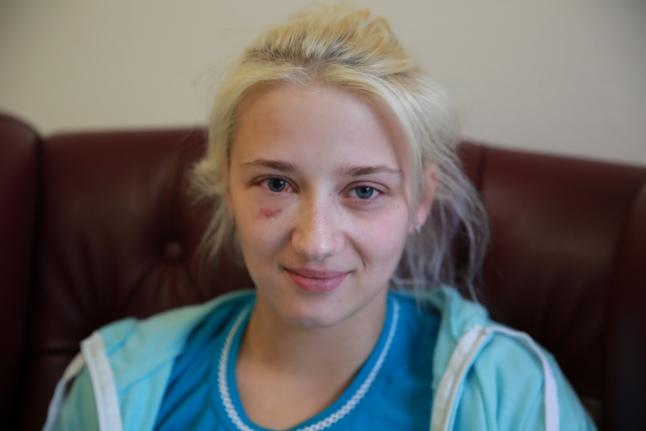 Маша идет по жизни с улыбкой, даже когда тяжело и больно