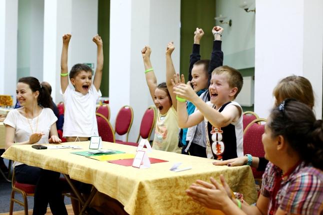 Семейные выходные в Подмосковье, июль 2015