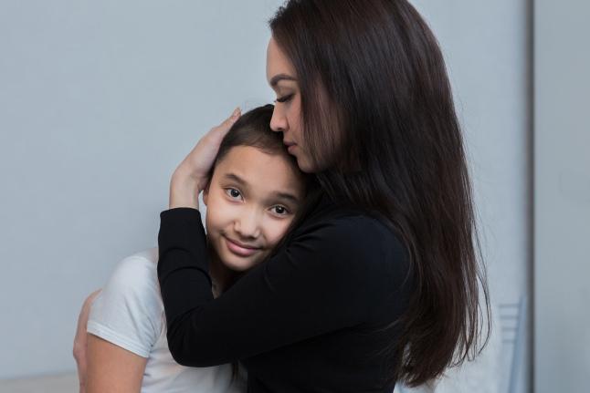 Ринель с мамой