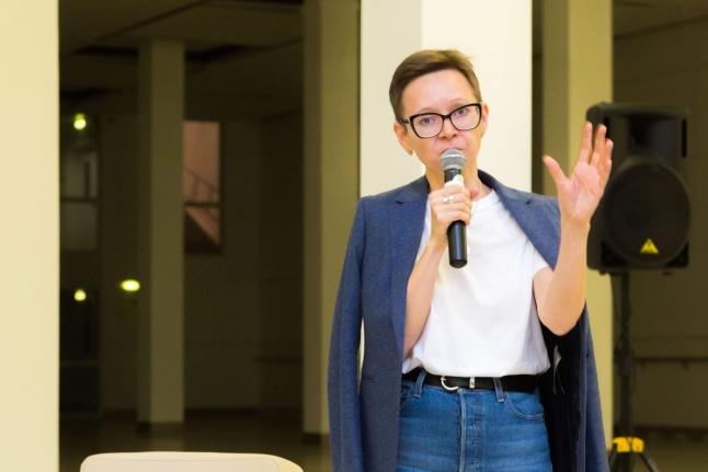 Встреча с писателем Гузель Яхиной