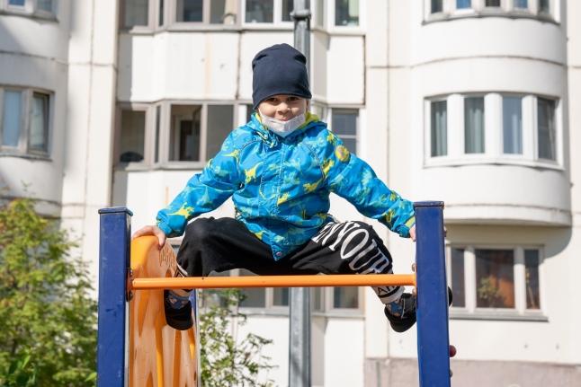 Миша Краснов (во всей красе)