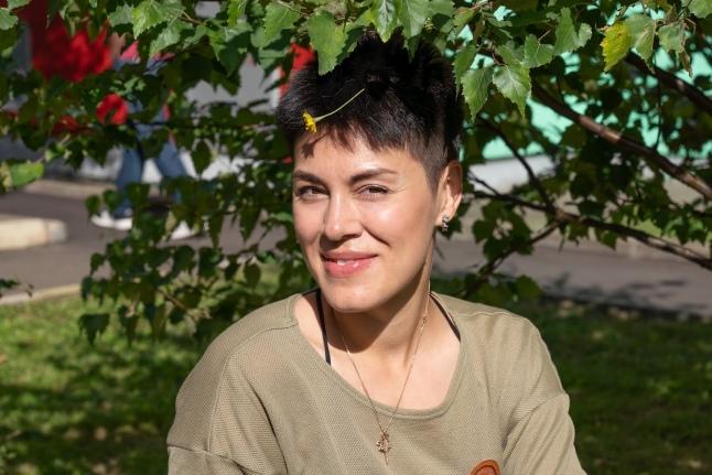 Марина Краснова