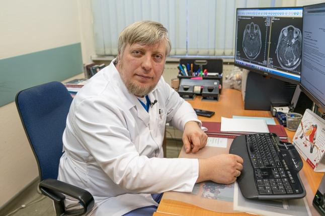 Юрий Трунин: «Радиолог работает в связке с физиками и детскими онкологами»