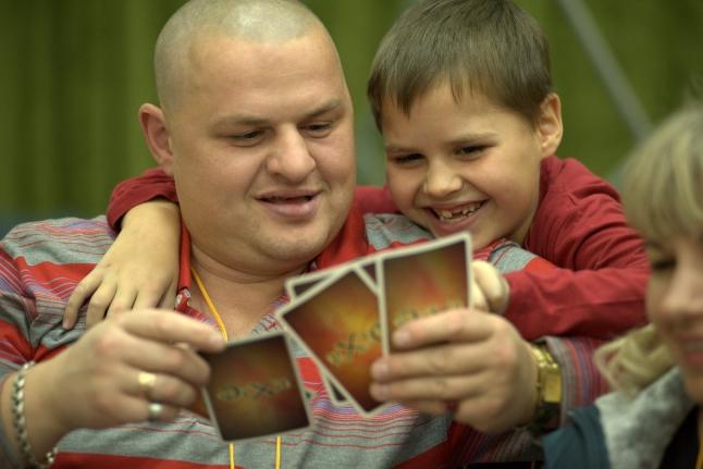 Алексей и Родион Левины