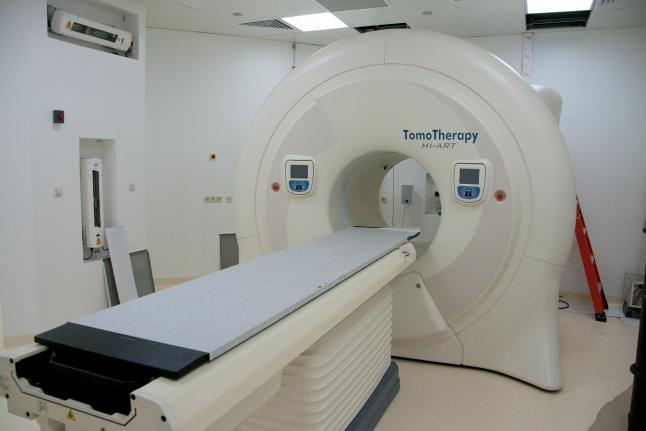 Аппарат томотерапии в НМИЦ ДГОИ имени Дмитрия Рогачева