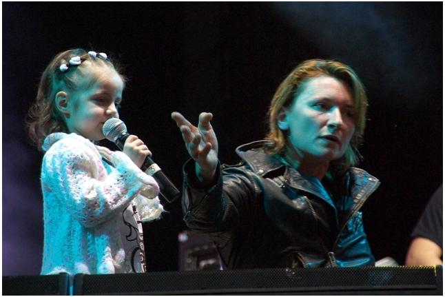 "Диана Арбенина и Соня Пятница, концерт ""Спасибо!"", 1 июня 2011 года"