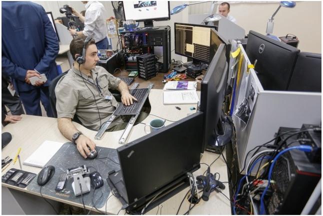 Работа по предотвращению киберугроз