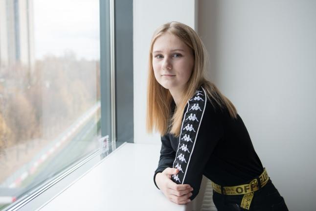 Даша Чернова