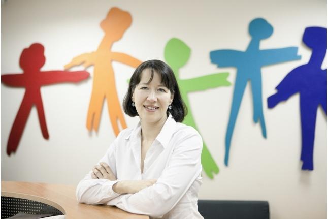 Екатерина Чистякова, директор по развитию фонда «Подари жизнь»
