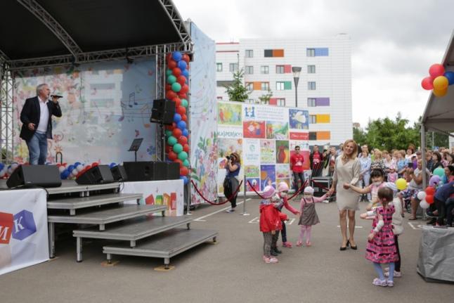 Валерий Меладзе в гостях у пациентов ФНКЦ ДГОИ