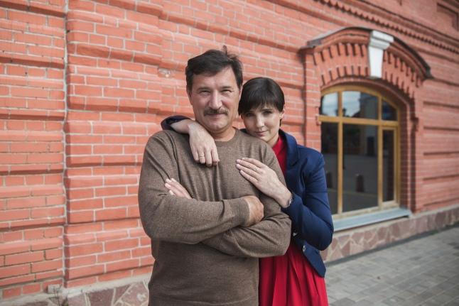 Эльвира и Рауль Абдуловы