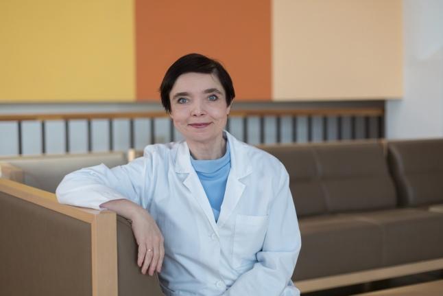 Светлана Варфоломеева, детский онколог-гематолог