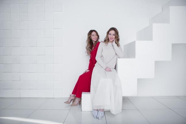 Лиза и Катя