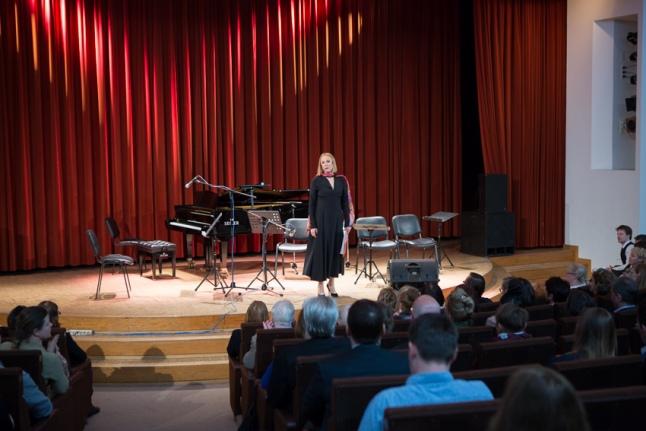 Музыкально-поэтический вечер в Государственной Третьяковской галерее