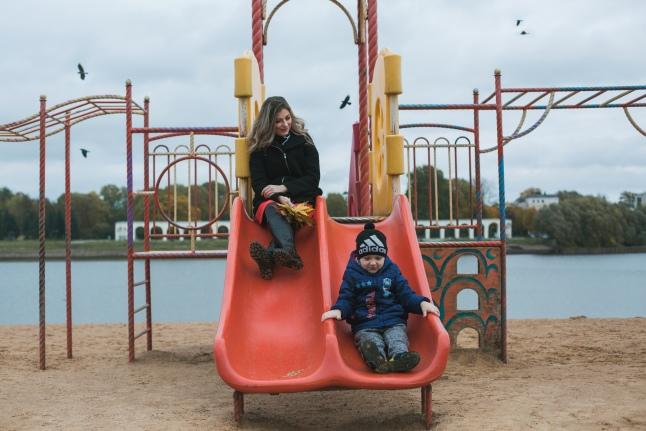 Семья: Ирина и Влад