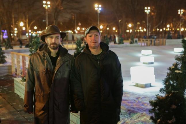 Владимир и Сергей Крестовские