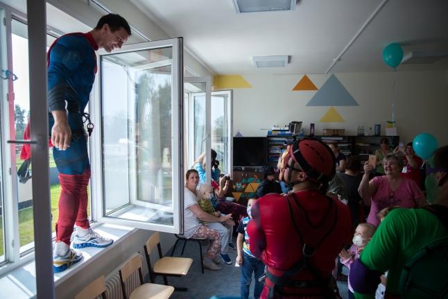 Все супергерои в сборе!