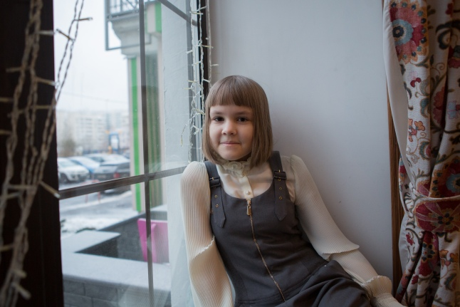 Настя Комарова, новая сестра Влада