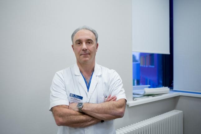 Алексей Масчан, директор Института гематологии, иммунологии и клеточных технологий