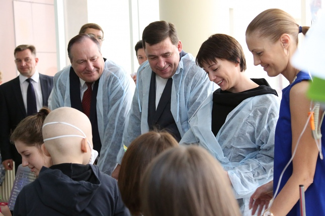 Встреча в Екатеринбурге