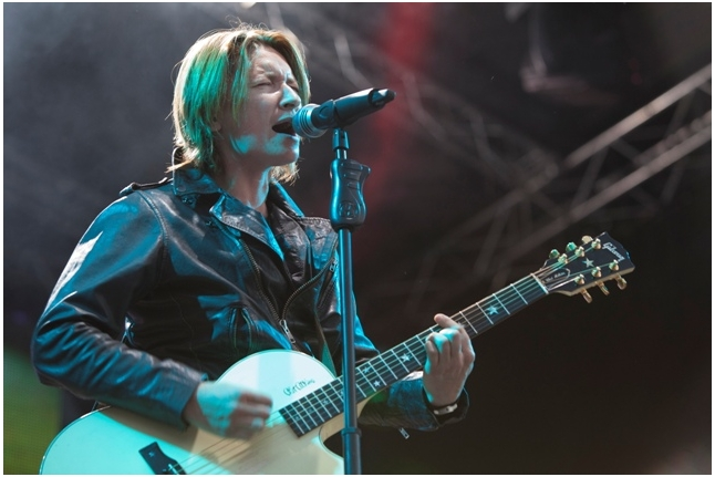 "Диана Арбенина, концерт ""Спасибо!"", 1 июня 2011 года"