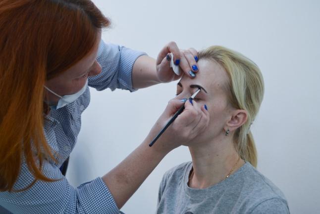 День красоты в Московском областном онкологическом диспансере (г. Балашиха)