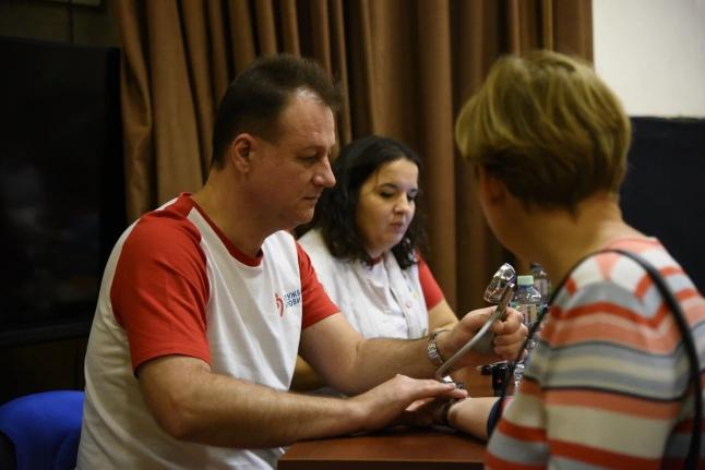 Донорская акция в Главной инспекции Банка России