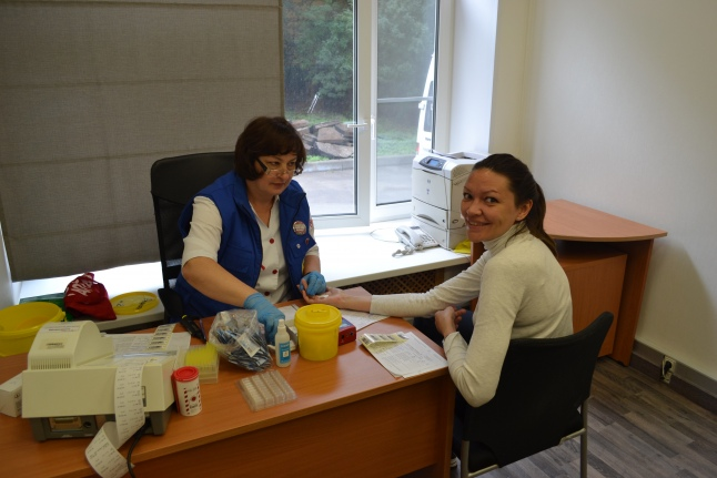 Донорская акция в компании «ЕКА»