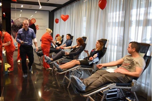 День донора в РусГидро