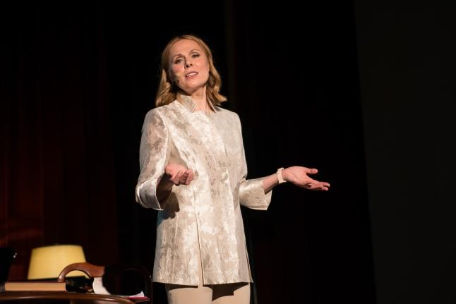 Дина Корзун, соучредитель фонда «Подари жизнь»