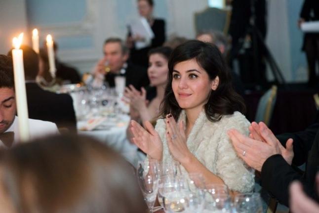 Кейти Мэлуа на вечере в пользу фонда Gift of Life