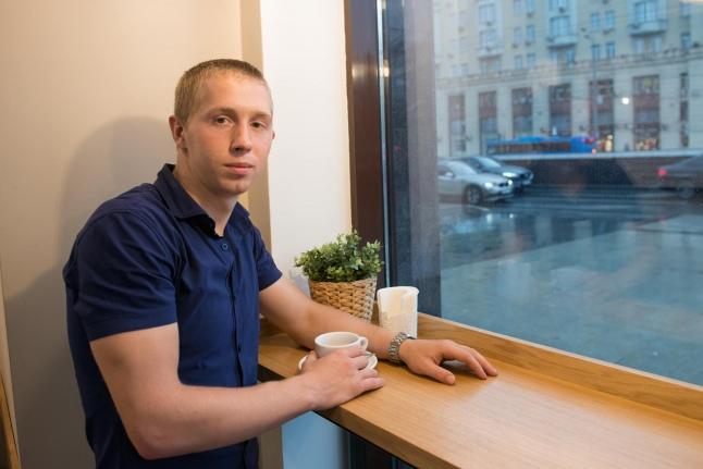 Дима Михайлов: «У меня нет ноги выше колена. Но я к этому привык»