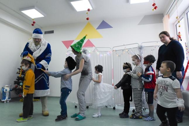 Московский областной онкологический диспансер (г. Балашиха)