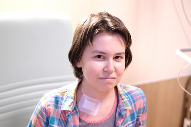 Таня Белякова хочет жить