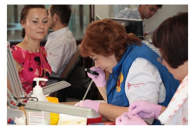 День донора в ООО «Газпром центрремонт»