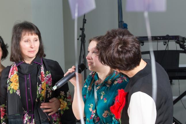 Галина Анатольевна Новичкова и Катя