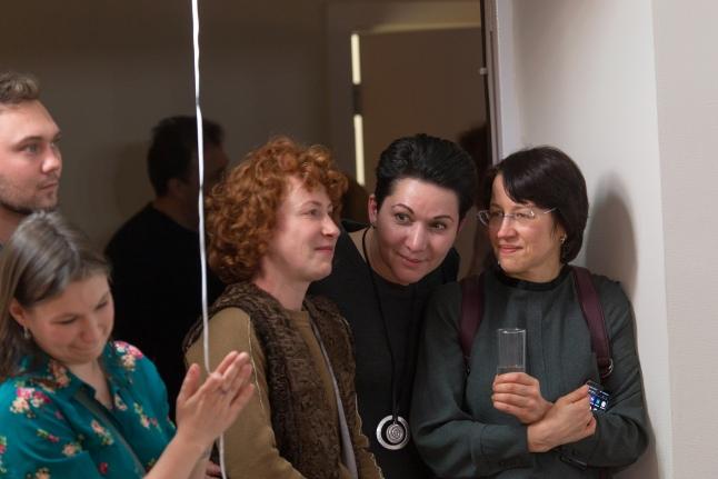Ольга Журавская, Екатерина Шергова, Екатерина Чистякова