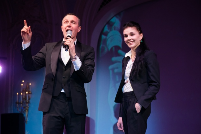 Игорь Верник и Наталья Осипова