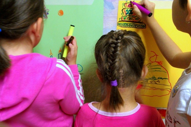 Маленькие пациенты рисуют торты мечты